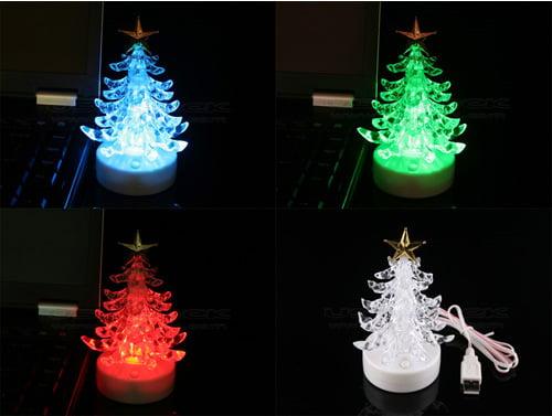 Christmas Gadgets - The USB Musical Christmas Tree