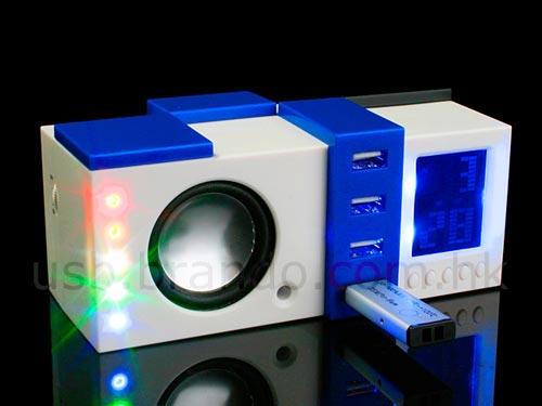 USB Brick Speaker