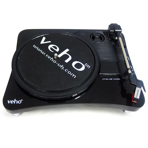 Veho USB Turntable
