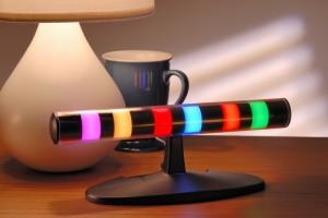 Geeky Clocks – The Chomochrome Clock Light