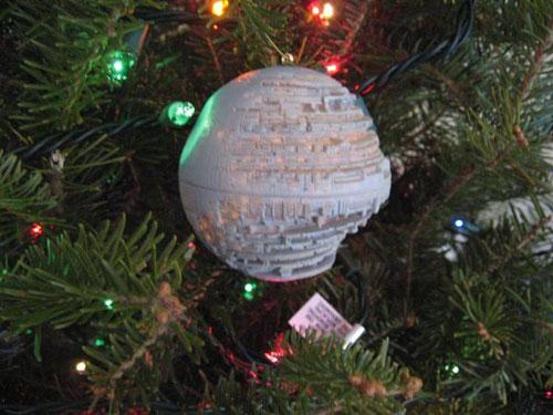 geeky Christmas tree