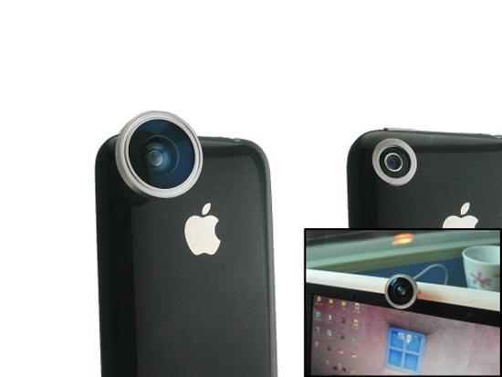 iphone zoom lens