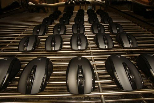 logitech one billionth mouse