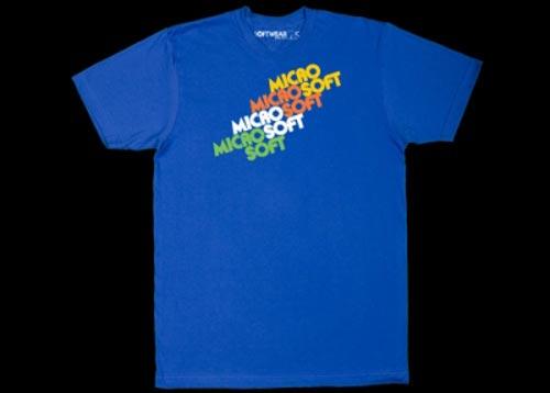 microsoft clothing