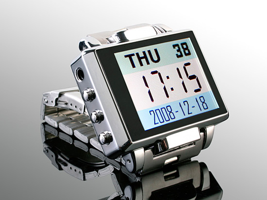 MP4 Watch