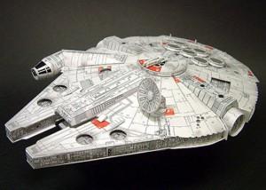 Papercraft Millennium Falcon