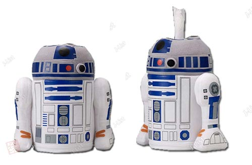 R2-D2 Loo Roll Holder