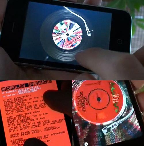 record001 iphone app