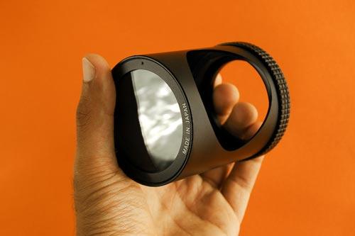 super secret spy lens