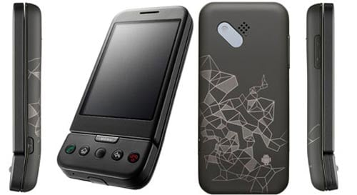 Unlocked T-Mobile Android G1