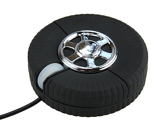 wheel USB mouse