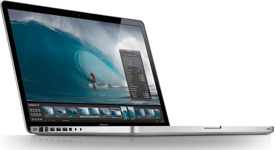 17 inch macbook pro