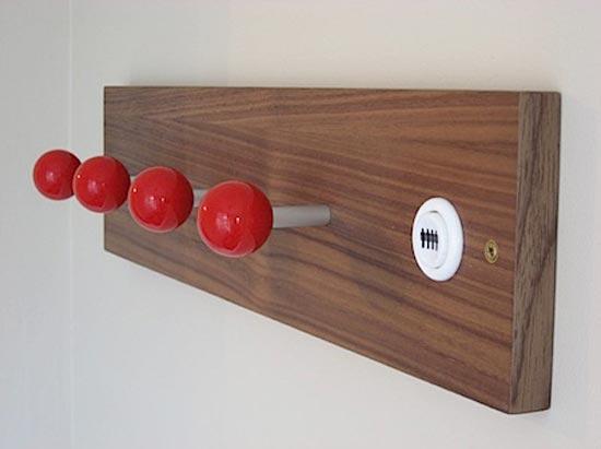 hangUP Arcade Coat Hooks