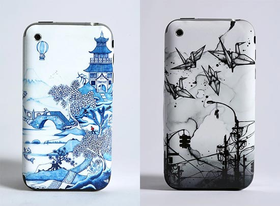 Artists Series iPhone Skins