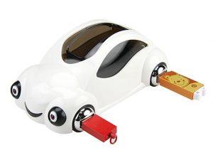 USB Gadgets – The Beetle Car USB 4-port Hub