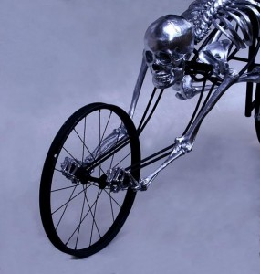 Design – Bio Cyle – Skeleton Bicycle