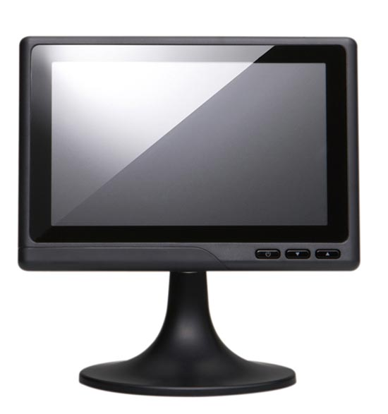 Buffalo 7 inch USB LCD Display