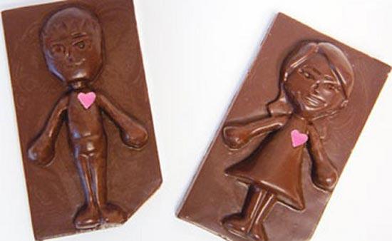 chocolate miis