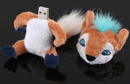 Cyber Fox USB Flash Drive