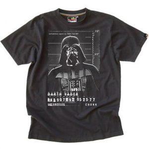Geeky Clothing – The Darth Vader Mugshot T-Shirt