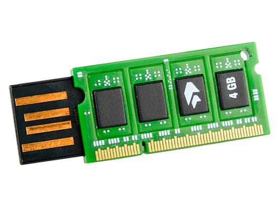 DDR RAM USB Flash Drive