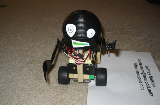 Forknife G1 Android Robot