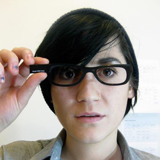 Four Eyes USB Flash Drive
