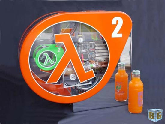 Half Life 2 PC Case Mod