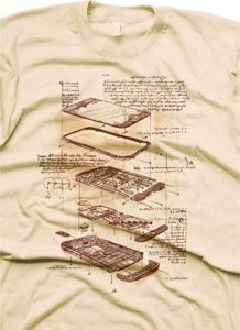 Geeky Clothing – The iSteamPhone T-Shirt