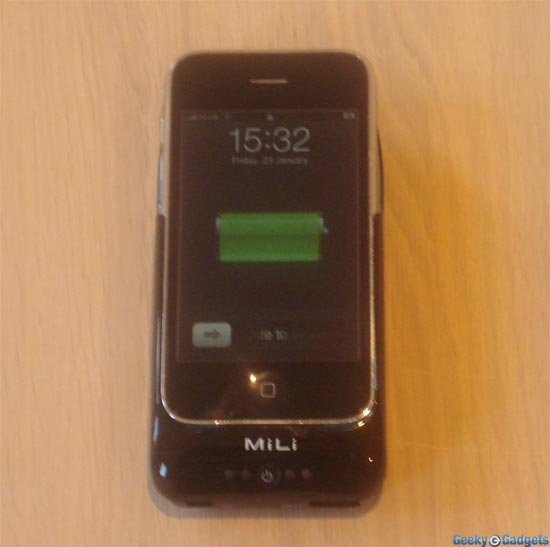 MiLi Power Pack