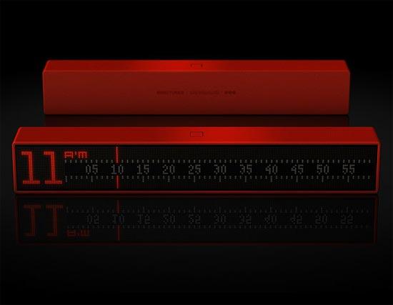 Minu Tuner Clock