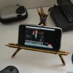 Update: Pencil iPhone Stand