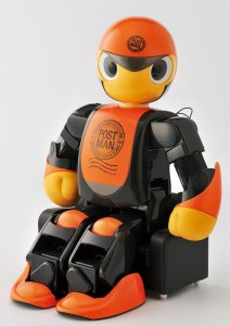 Postkun – Limited Edition Japanese Robot