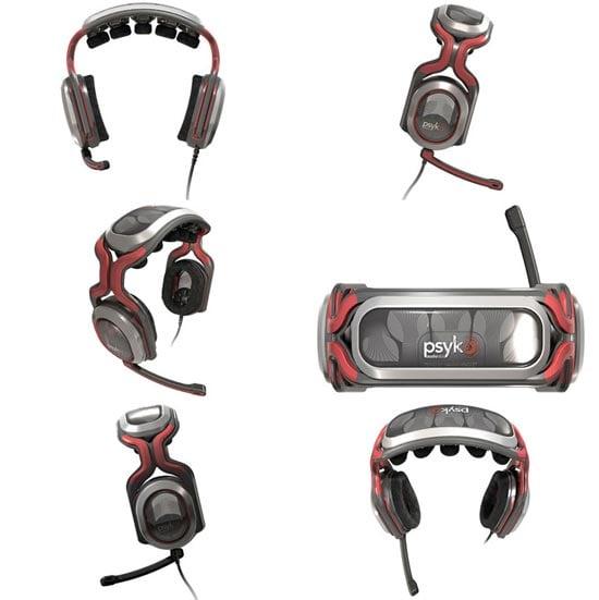 psyko 5.1 gaming headphones