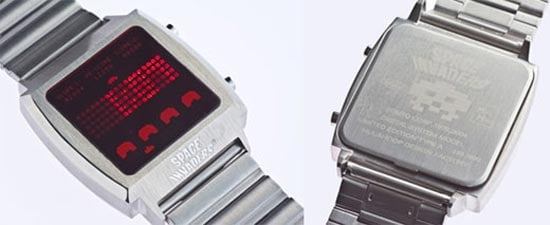 Rare Space Invaders Watch