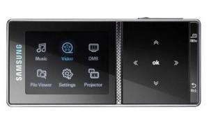 Samsung MBP 200 Pico Projector