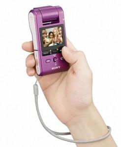 Sony Webbie HD Cameras