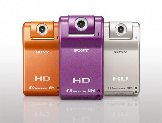 Sony Webbie HD