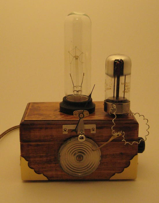 Steampunk Lamps