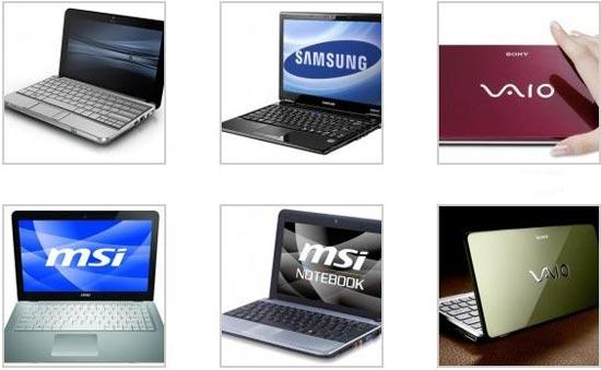 top 5 netbooks