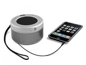 iPhone Accessories – Ultra Portable 360 Degree Speaker