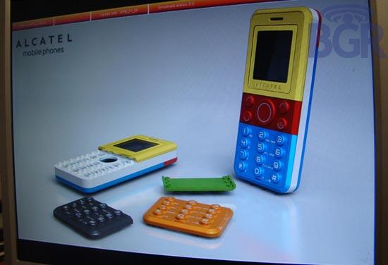 Alcatel Lego Phone