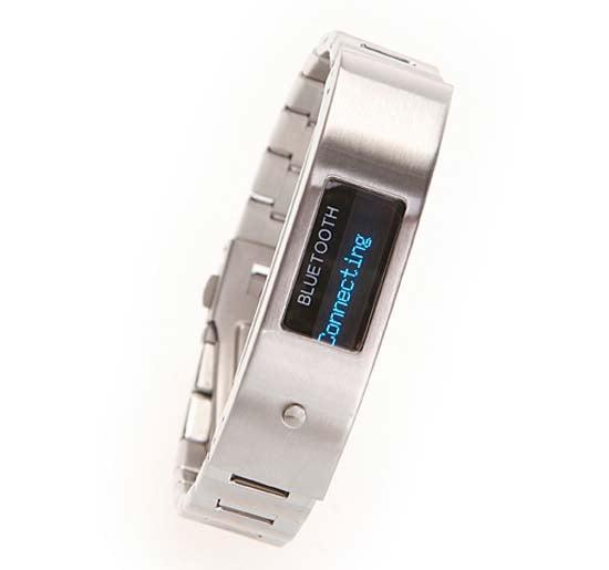 Vibrating Bluetooth Bracelet