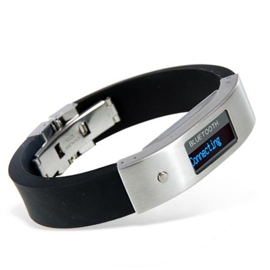Bluetooth LCD Bracelet