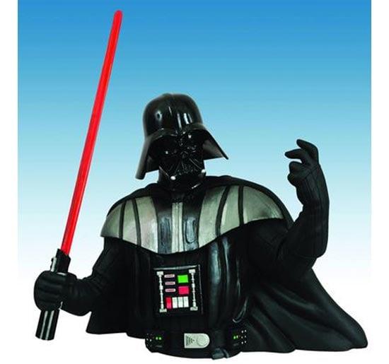 Darth Vader Piggy Bank