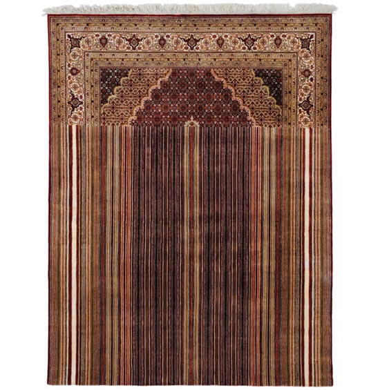 The Downloading Rug