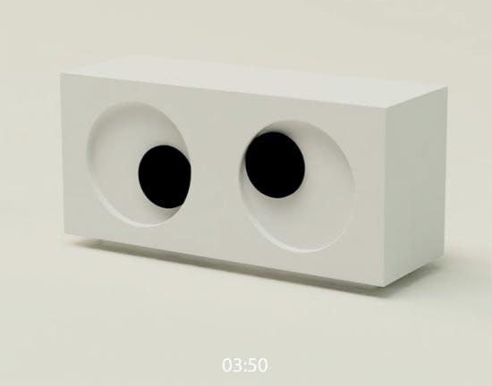 The Eye Clock