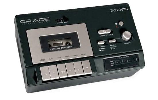 Grace Tape2USB