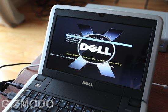 Hackintosh Dell Mini 9