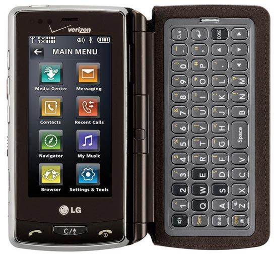 Verizon LG Versa